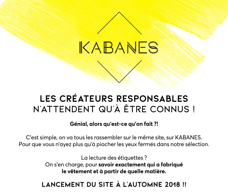 Kabanes - Mode responsable