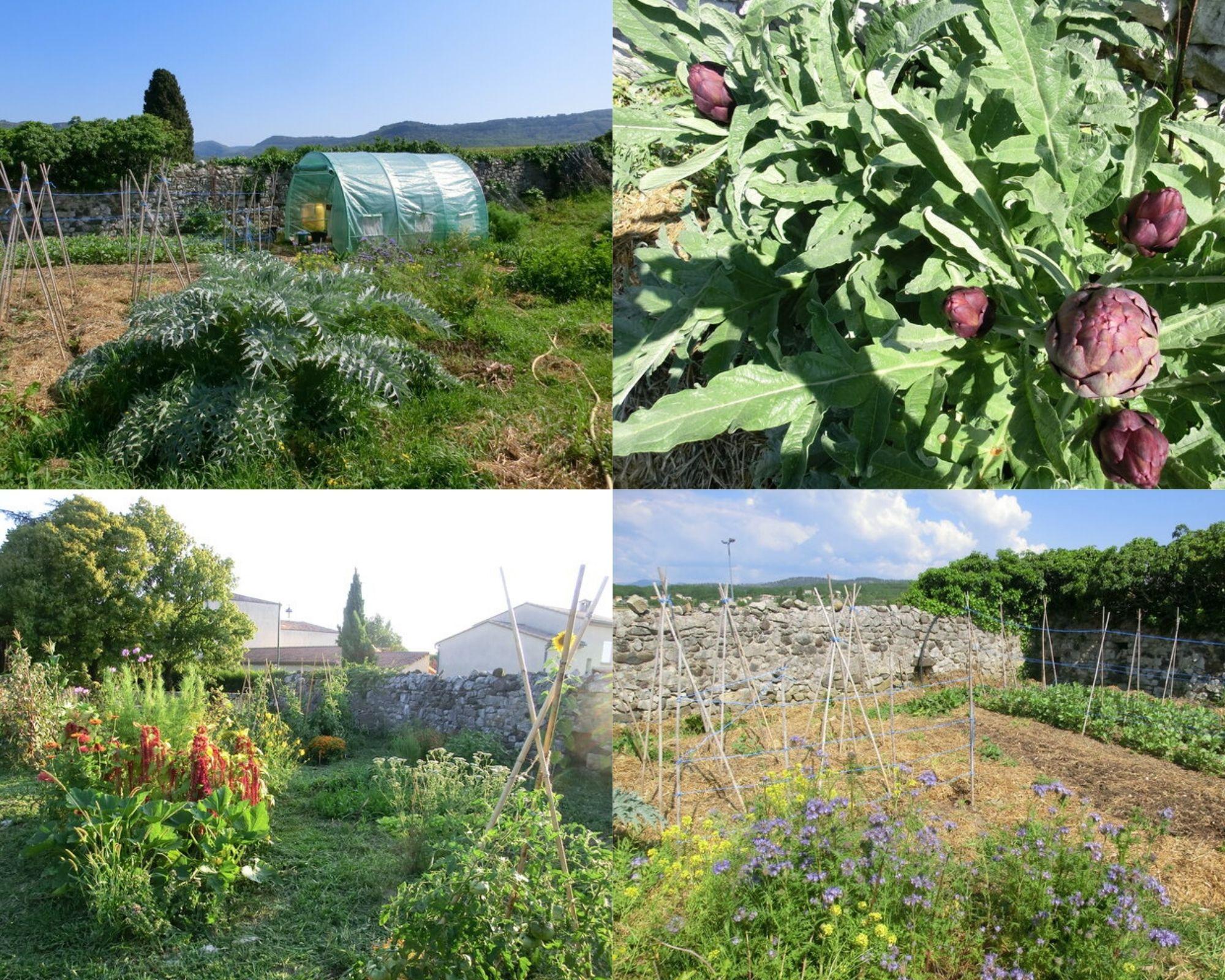 jardin Lussas