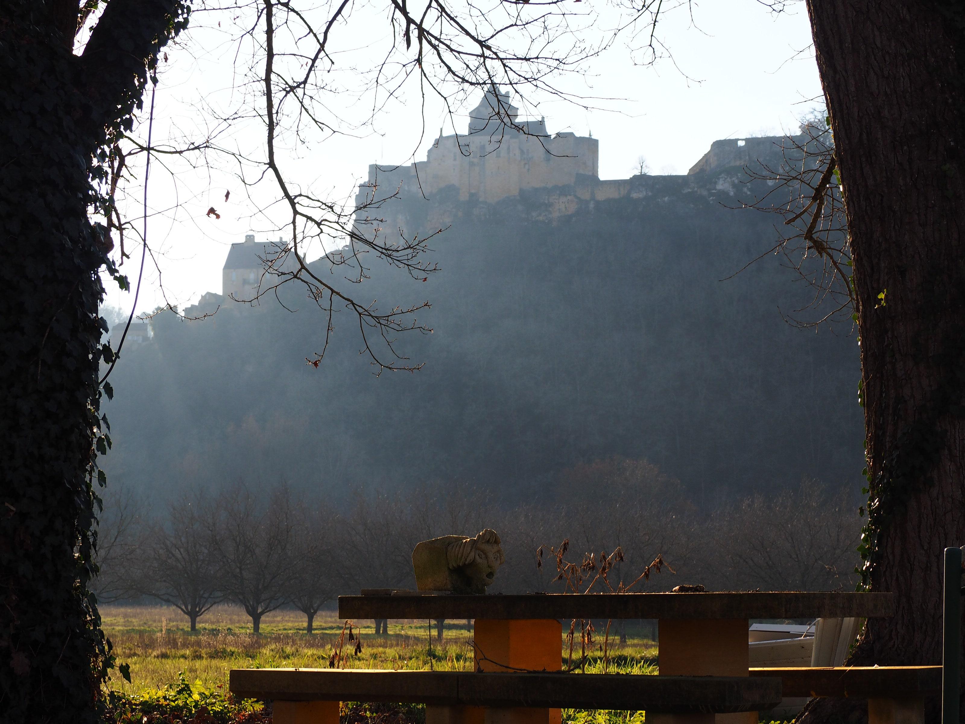 chateau de Castelnaud la chapelle