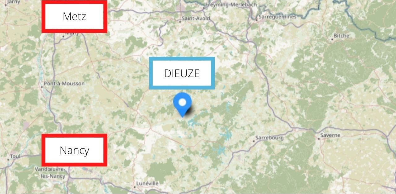dieuze moselle